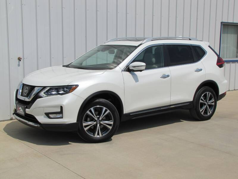 2017 Nissan Rogue for sale at Lyman Auto in Griswold IA
