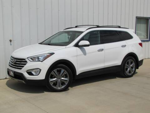 2015 Hyundai Santa Fe for sale at Lyman Auto in Griswold IA
