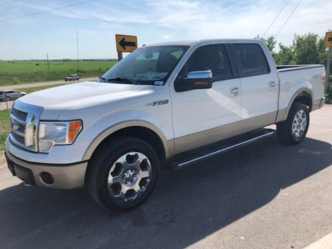 2012 Ford F-150 for sale at 9-5 AUTO in Topeka KS