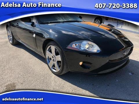 2007 Jaguar XK Series For Sale In Orlando, FL