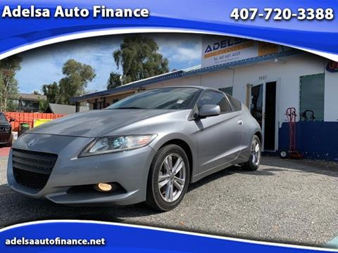 2012 Honda CR-Z for sale in Orlando, FL