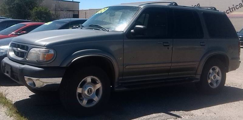 2000 Ford Explorer AWD Limited 4dr SUV - Casper WY