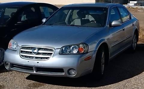 2003 Nissan Maxima