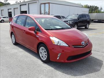 2012 Toyota Prius v for sale in Dallas, GA