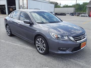 2013 Honda Accord for sale in Dallas, GA
