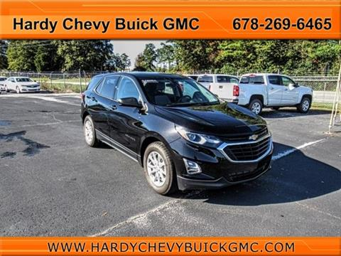 2019 Chevrolet Equinox for sale in Dallas, GA