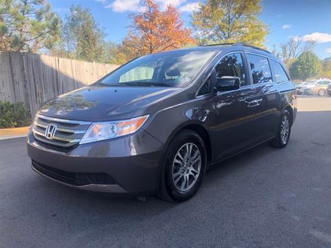 2013 Honda Odyssey for sale in Chantilly, VA