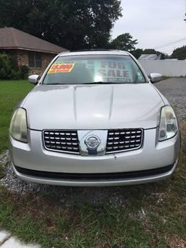 2004 Nissan Maxima for sale in Baton Rouge, LA