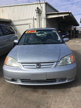 2002 Honda Civic For Sale - Carsforsale.com®