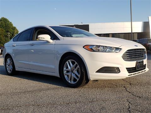 2016 Ford Fusion for sale in Cumming, GA