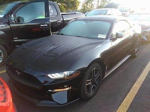 2018 Ford Mustang for sale in Cumming, GA
