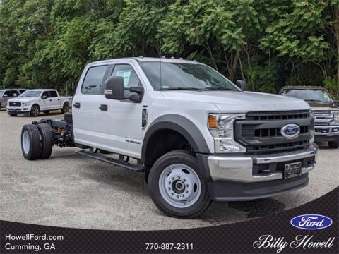2020 Ford F-450 Super Duty for sale at BILLY HOWELL FORD LINCOLN in Cumming GA