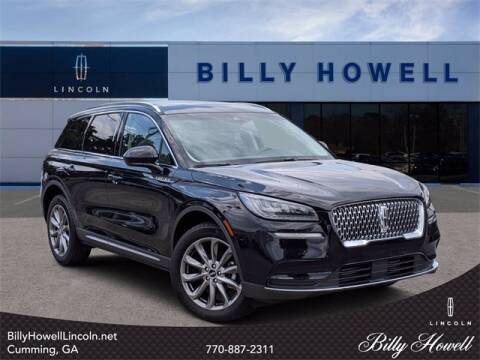 2020 Lincoln Corsair for sale at BILLY HOWELL FORD LINCOLN in Cumming GA