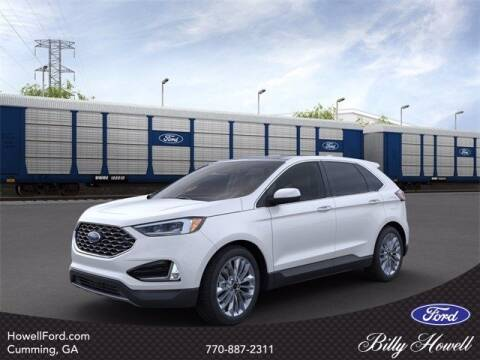 2020 Ford Edge for sale at BILLY HOWELL FORD LINCOLN in Cumming GA
