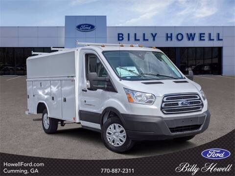 2019 Ford Transit Cutaway for sale at BILLY HOWELL FORD LINCOLN in Cumming GA
