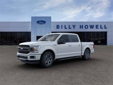 2019 Ford F-150 XLT for sale at BILLY HOWELL FORD LINCOLN in Cumming GA