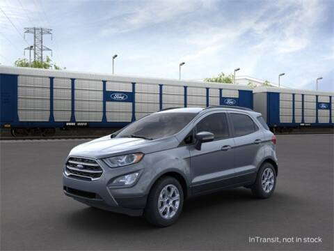 2020 Ford EcoSport SE for sale at BILLY HOWELL FORD LINCOLN in Cumming GA