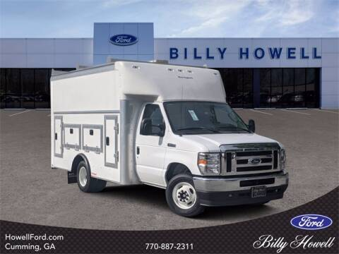 2021 Ford E-Series Chassis for sale at BILLY HOWELL FORD LINCOLN in Cumming GA