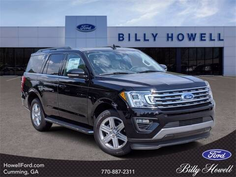 2020 Ford Expedition for sale at BILLY HOWELL FORD LINCOLN in Cumming GA