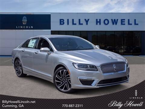 2020 Lincoln MKZ Hybrid for sale at BILLY HOWELL FORD LINCOLN in Cumming GA