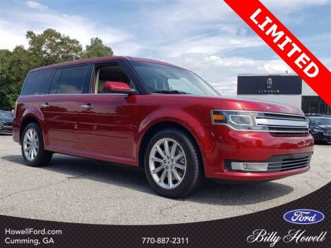 2019 Ford Flex for sale at BILLY HOWELL FORD LINCOLN in Cumming GA
