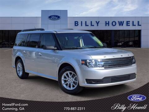 2017 Ford Flex for sale at BILLY HOWELL FORD LINCOLN in Cumming GA