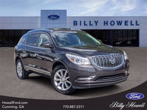 2014 Buick Enclave for sale at BILLY HOWELL FORD LINCOLN in Cumming GA