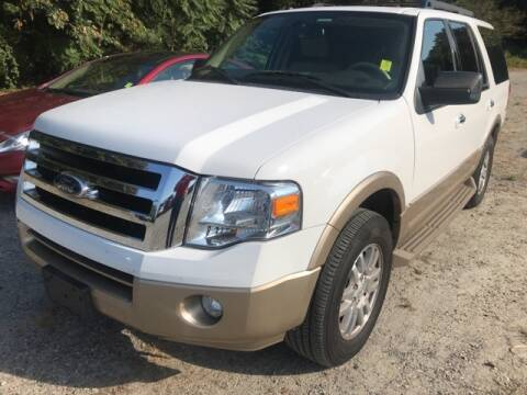 2012 Ford Expedition for sale at BILLY HOWELL FORD LINCOLN in Cumming GA