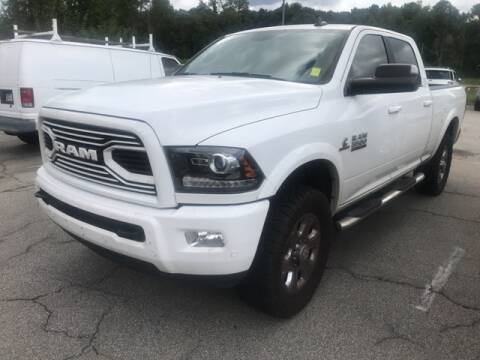 2018 RAM Ram Pickup 3500 for sale at BILLY HOWELL FORD LINCOLN in Cumming GA