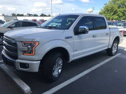 2017 Ford F-150 for sale at BILLY HOWELL FORD LINCOLN in Cumming GA