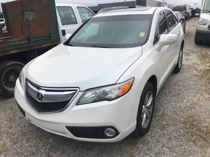 2013 Acura RDX for sale at BILLY HOWELL FORD LINCOLN in Cumming GA