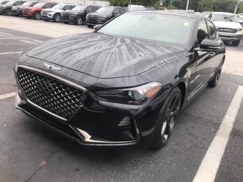 2019 Genesis G70 for sale at BILLY HOWELL FORD LINCOLN in Cumming GA