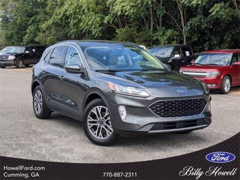 2020 Ford Escape for sale at BILLY HOWELL FORD LINCOLN in Cumming GA