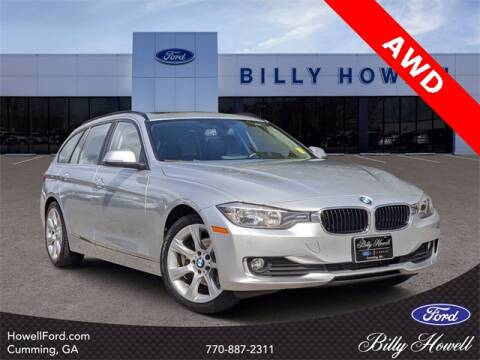 2015 BMW 3 Series for sale at BILLY HOWELL FORD LINCOLN in Cumming GA