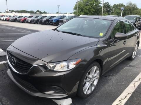 2016 Mazda MAZDA6 for sale at BILLY HOWELL FORD LINCOLN in Cumming GA