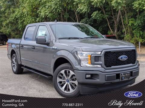 2020 Ford F-150 for sale at BILLY HOWELL FORD LINCOLN in Cumming GA