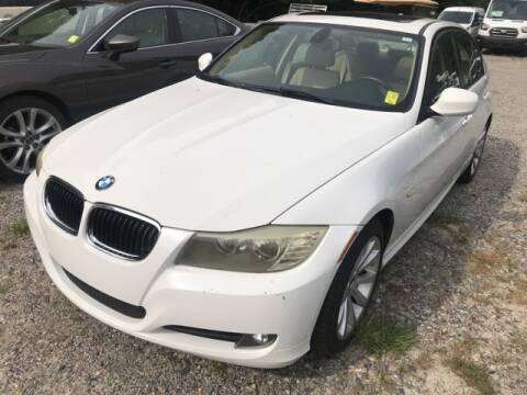 2011 BMW 3 Series for sale at BILLY HOWELL FORD LINCOLN in Cumming GA