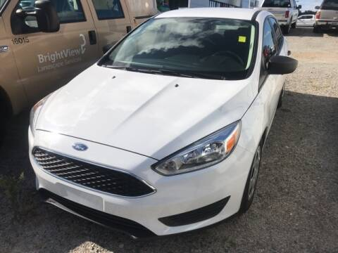 2017 Ford Focus for sale at BILLY HOWELL FORD LINCOLN in Cumming GA