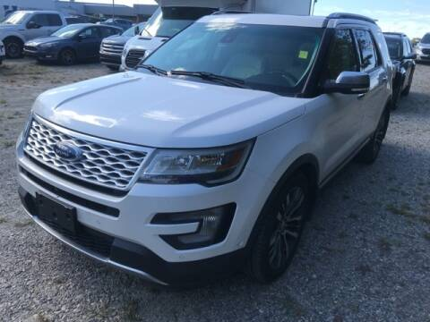 2016 Ford Explorer for sale at BILLY HOWELL FORD LINCOLN in Cumming GA
