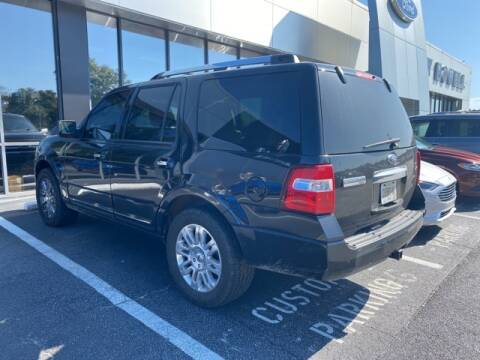 2011 Ford Expedition for sale at BILLY HOWELL FORD LINCOLN in Cumming GA