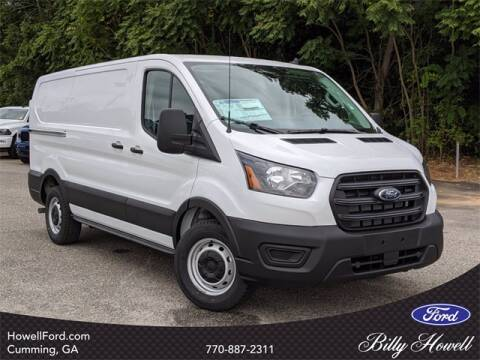 2020 Ford Transit Cargo for sale at BILLY HOWELL FORD LINCOLN in Cumming GA