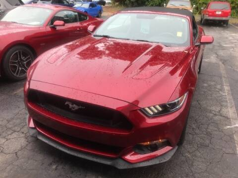 2016 Ford Mustang for sale at BILLY HOWELL FORD LINCOLN in Cumming GA