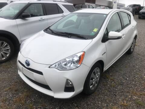 2012 Toyota Prius c for sale at BILLY HOWELL FORD LINCOLN in Cumming GA