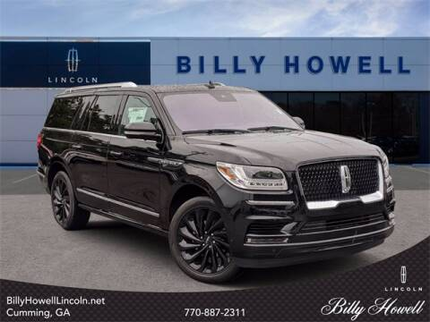 2020 Lincoln Navigator L for sale at BILLY HOWELL FORD LINCOLN in Cumming GA