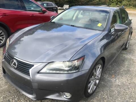 2013 Lexus GS 350 for sale at BILLY HOWELL FORD LINCOLN in Cumming GA