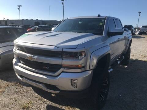 2016 Chevrolet Silverado 1500 for sale at BILLY HOWELL FORD LINCOLN in Cumming GA