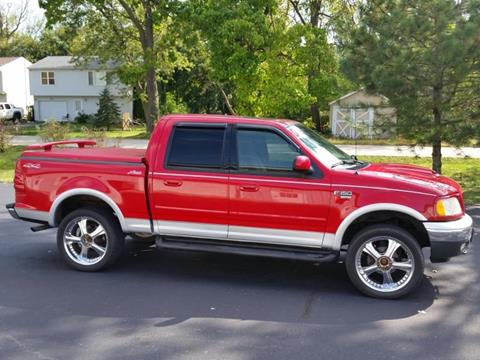 2001 Ford F-150 for sale in Mchenry, IL