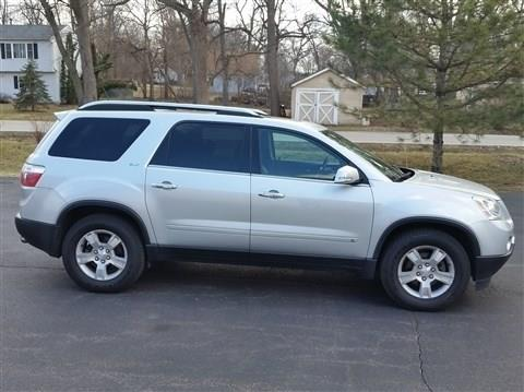 2009 GMC Acadia for sale in Mchenry, IL