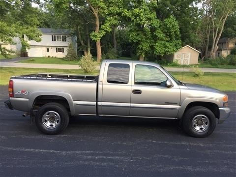 2000 GMC Sierra 2500 for sale in McHenry, IL