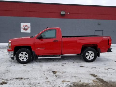 2014 Chevrolet Silverado 1500 for sale in Janesville, WI